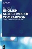English Adjectives of Comparison
