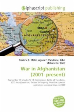 War in Afghanistan (2001-present)