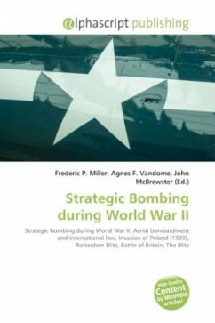 Strategic Bombing during World War II