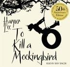 To Kill A Mockingbird, 9 Audio-CDs (50th Anniversary edition)