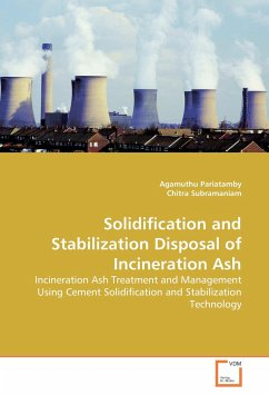 Solidification and Stabilization Disposal of In...
