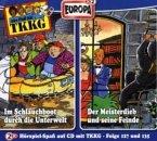 01/2er Box / TKKG Bd.127/135 (2 Audio-CDs)