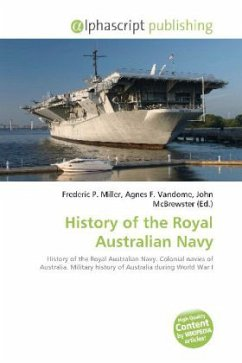History of the Royal Australian Navy