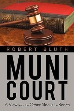 Muni Court: A View from the Other Side of the Bench