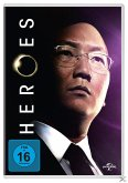 Heroes - Staffel 2 DVD-Box