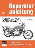 Honda GL 1000 - Gold Wing