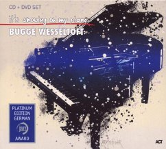 It'S Snowing On My Piano (Platinum Edition) - Bugge Wesseltoft