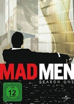 Mad Men - Season One (4 DVDs)