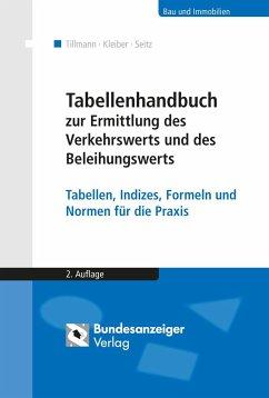 Tabellenhandbuch zur Ermittlung des Verkehrswer...