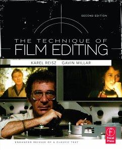 The Technique of Film Editing