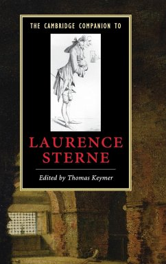 The Cambridge Companion to Laurence Sterne - Keymer, Thomas (ed.)