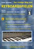 Der richtige Weg zum Keyboardspielen (Stufe 1)