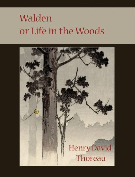 Henry david thoreau walden pdf