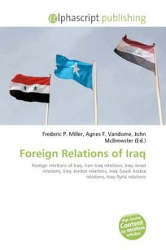 Foreign Relations of Iraq