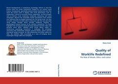 Quality of Worklife Redefined - Kriel, Pieter