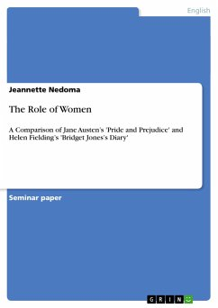 The Role of Women - Nedoma, Jeannette