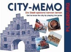 City-Memo, Flensburg (Spiel)