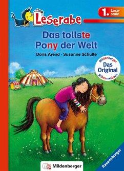 Das tollste Pony der Welt / Leserabe - Arend, Doris; Schulte, Susanne
