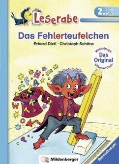 Das Fehlerteufelchen / Leserabe - Dietl, Erhard