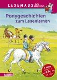 Ponygeschichten zum Lesenlernen
