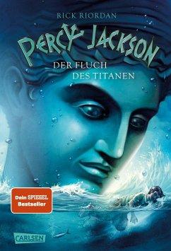 Der Fluch des Titanen / Percy Jackson Bd.3 - Riordan, Rick