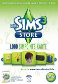 Die Sims 3 - SimPoint-Karte (1.000 Sim-Points Wertkarte)