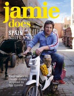 Jamie Does - Oliver, Jamie