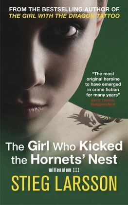 Girl Who Kicked the Hornet's Nest\Vergebung, englische Ausgabe - Larsson, Stieg