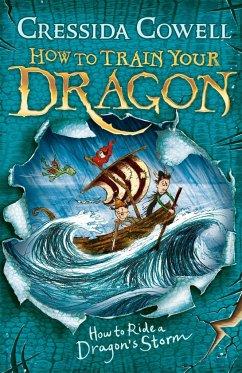 How to Train Your Dragon 07: How to Ride a Dragon's Storm - Cowell, Cressida