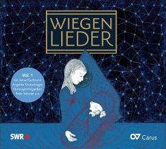 Wiegenlieder Vol.1 - Pregardien/Schreier/Danz/Kaufmann/Kirchschlager/+
