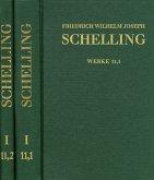 Schriften 1802 / Historisch-kritische Ausgabe Reihe I Werke, Bd.11, Tl.1