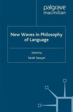 New Waves in Philosophy of Language - Sawyer, Sarah