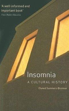 Insomnia - Summers-Bremner, Eluned