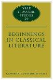 Beginnings in Classical Literature