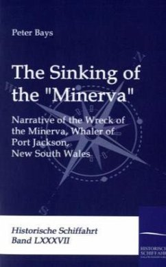 The sinking of the Minerva - Bays, Peter