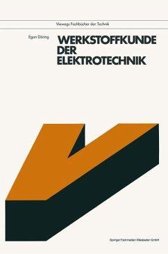 Werkstoffkunde der Elektrotechnik