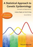 A Statistical Approach to Genetic Epidemiology