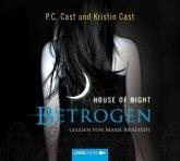 Betrogen / House of Night Bd.2 (4 Audio-CDs)