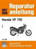 Honda VF 750 / S / C / ab 1982