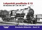Lokporträt preußische G 12