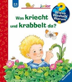 Was kriecht und krabbelt da? / Wieso? Weshalb? Warum? Junior Bd.36 - Eberhard, Irmgard