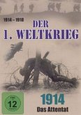 1914 - Das Attentat, 1 DVD / Der 1. Weltkrieg, DVDs 1