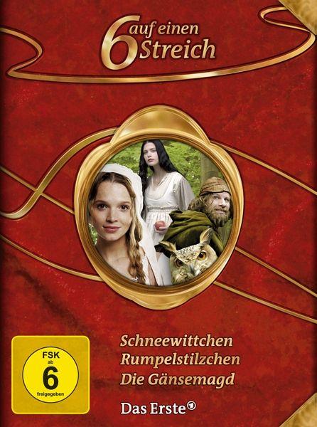 Märchenbox - Sechs auf einen Streich Volume 3 (3 DVDs)
