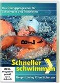 Schneller schwimmen, 1 DVD