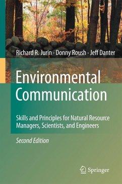 Environmental Communication - Jurin, Richard R.;Roush, Donny;Danter, K. Jeffrey