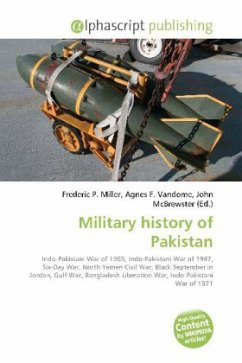 Military history of Pakistan