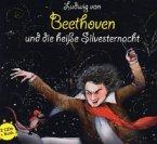 Ludwig van Beethoven und die heisse Silvesternacht, 2 Audio-CDs