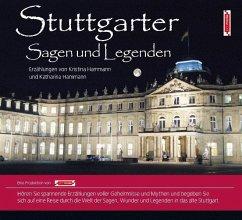 Stuttgarter Sagen und Legenden, Audio-CD