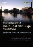 Bach, Johann Sebastian - Die Kunst der Fuge (NTSC)