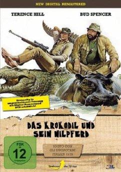 Das Krokodil und sein Nilpferd - High Definition - Remastered Uncut Edition - Spencer,Bud & Hill,Terence